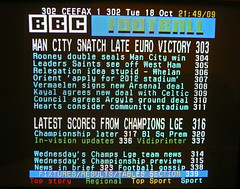 Ceefax Blooper.. (EZTD) Tags: england photography photo tv foto photos photographs photograph fotos bbc mistake blooper teletext photograf ceefax fotograaf photographes bbc1 panasonicdmctz3 eztd eztdphotography photograaf bbcceefax bbc1analogue ceefax1 ceefax19742012 ceefaxmemories eztdphotos