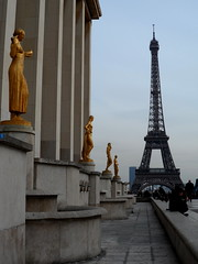 Trocadero (alorollo) Tags: travel paris france travelling tourism photography student personal streetphotography tourist abroad yearabroad