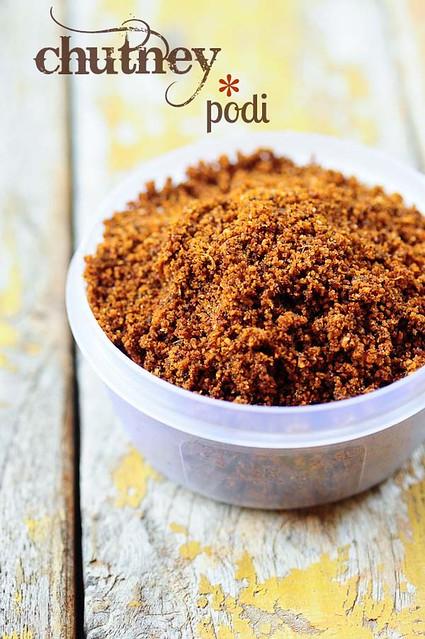 Kerala Chutney Podi Recipe-Chammanthi Podi Recipe