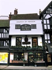 Haunch of Venison, Salisbury, Wilts (The Quaffer) Tags: pub salisbury pubs wiltshire publichouses