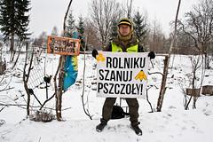 IMG_2699 (szczym) Tags: trip winter bike poland polska zima rower bzzz pszczoy wyprawa mid robaki jedziemynamiodzie wyprawawobroniepszcz rolnikuszanujpszczoy