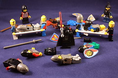 Whoops! (Crisp-13) Tags: dark lego lord medieval knights darth vader sith