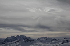 Tschingelgrat - Tschingelspitz - Gspaltenhorn - Blüemlisalp - Gruppe mit Morgenhorn - Wyssi Frau - Blüemlialphorn und davor die Bütlasse und das Lauberhorn - Schilthorn ( Berg - Mountain in den Alpen - Alps ) im Berner Oberland im Kanton Bern in der Schwe (chrchr_75) Tags: hurni christoph schweiz suisse switerland svizzera suissa swiss kantonbern chrchr chrchr75 chrigu chriguhurni chriguhurnibluemailch 1303 märz 2013 hurni130316 winter hiver schnee snow neige alpen alps gspaltenhorn berg mountain berner oberland berneroberland blüemlisalp blüemlisalpberg switzerland märz2013 albumblüemlisalp taggs albumgspaltenhorn
