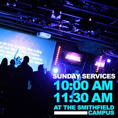 "Join us tomorrow morning at 10:00 AM and 11:30 AM for an amazing day in the house of God. • <a style=""font-size:0.8em;"" href=""http://www.flickr.com/photos/86277824@N05/8562776955/"" target=""_blank"">View on Flickr</a>"