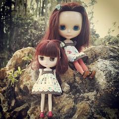 Sydney and Jorja