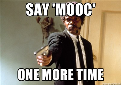 "Say ""MOOC""... by audreywatters, on Flickr"