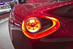 Ferrari Sergio Concept by Marcin Bochenek (needfor82) Tags: sergio dino geneve ferrari concept pininfarina siag