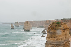 7 of 12 (travelcedric) Tags: ocean storm beach rain rocks oz australia victoria greatoceanroad aus 12apostles rockformations
