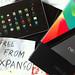 Free Google Nexus 7 - Julian Kerridge - UK