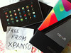 Free Google Nexus 7 - Julian Kerridge - UK