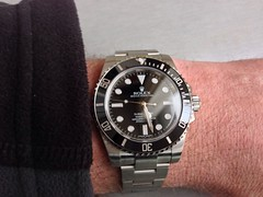 Rolex Submariner 114060 (eye-of-horus) Tags: rolex submariner