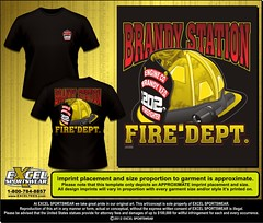 "BRANDY STATION VFD 01301249 TEE • <a style=""font-size:0.8em;"" href=""http://www.flickr.com/photos/39998102@N07/8589568907/"" target=""_blank"">View on Flickr</a>"