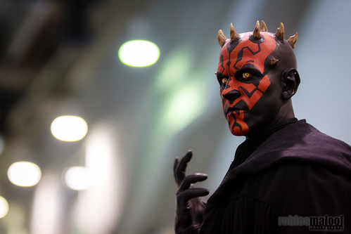 Darth Maul @La Mole, de Sideshow Collectibles