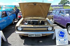 1972 MORRIS MARINA 1800 SALOON 1798cc AET300L (Midlands Vehicle Photographer.) Tags: 1972 morris marina 1800 saloon 1798cc aet300l