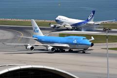 "KLM PH-BFN ""City of Nairobi"" (Howard_Pulling) Tags: klm 747 747400 747s"