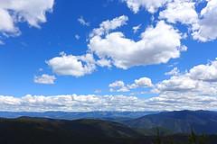 Cumulus humilis (andreas.christen) Tags: manningpark britishcolumbia canada clouds cumulus cumulushumilis