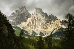 Cristallo (arbioi) Tags: montaa dolomitas cortina alpes luz paisaje wow