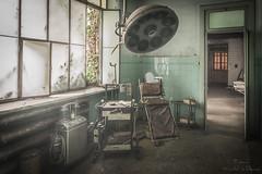 Manicomio di R (Timm's World in Decay) Tags: manicomiodir urbex abandoned hospital explorer