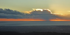 Some clouds have silver linings (padraic_koen) Tags: sunset adelaide southaustralia