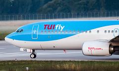 D-ATUQ | TUIfly | Boeing 737-8K5 (chr4289) Tags: edds stuttgart plane airplane flugzeug spotting planespotting flughafen str airport echterdingen tui tuifly 7378k5 b738 b737 b737800 737 738