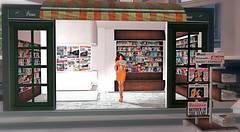 605  In the news (Sannita_Cortes) Tags: secondlife sl styles virtualworld virtualfashion fashion female decoration building analogdog ikon prism prismbyjezzixa semiprecious marinabaysailorshop frozenposes ipiteme swank