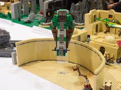 Slave I (Yuxuan.fishy.Wang) Tags: bricksbythebay lego santaclara california unitedstates us