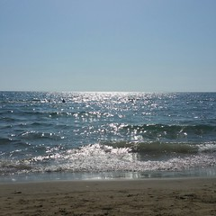Last days of summer... #beach #sea #beautiful #summer #blue #water #sky #potd #picoftheday (Berenike87) Tags: blue summer beautiful picoftheday sea beach sky water potd
