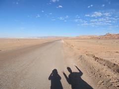 """Le désert d'Atacama: en route vers la Valle de la Luna <a style=""""margin-left:10px; font-size:0.8em;"""" href=""""http://www.flickr.com/photos/127723101@N04/29119435592/"""" target=""""_blank"""">@flickr</a>"""