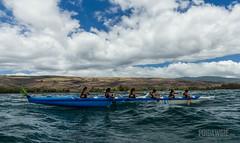 Almost Home - Race Pau! (poidawgie) Tags: 2016 canoes canon6d hawaii kauai napalichallenge outrigger racing