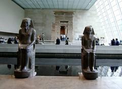 Metropolitan Museum of Art (Stabbur's Master) Tags: egyptiantemple templeofdendur metropolitanmuseumofart nyc manhattan newyork newyorkcity sacklerwing museum