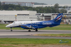 G-MAJE BAe Jetstream 41 (Gary J Morris) Tags: gmaje bae jetstream 41 eastern airways aberdeen dyce airport 05092016 eze scottish aviation garymorris