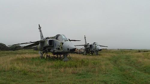 Target practice bombers, Pendine range