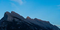 Panorama 16 (Adrian De Lisle) Tags: mountains banff banffnationalpark mountrundle panorama