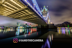 Instagram @iandthecamera (Naf Selmani) Tags: london tower bridge long exposure england uk europe travel summer cityoflondon londres لندن লন্ডন londen לונדון londyn лондонlontoo londýn londra 伦敦 ロンドン लंदन 런던 λονδίνο nikon lightroom raw urban perspective light composition capital canon art fineart photooftheday photography architecture potdlongexposure iphoneography instagrammapp nightphotography nightscape nighttimelongexposuredaytimelongexposure nd nd110 neutraldensityfilter ndgradclouds mouvements lineswater riverthames waterscapebw bw blackandwhite monochrome mono monotone monochromatic monomondaytowerbridge lights citylights reflections places