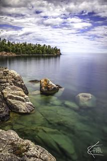 Clear Depths x Lake Superior WM