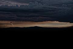 sunset... 2016 Nicola Nigri (Lifeinpicture) Tags: sunset clouds mountain landscape sky umbria perugia tramonto nuvole nikkor nikond750 cielo