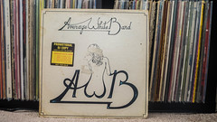 S/T by Average White Band (johnnytreehouse) Tags: average white band self titled st funk record vinyl album lp music collection