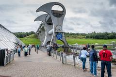 Falkirk Wheel (Sabie70) Tags: scotland falkirkwheel doune vereinigtesknigreich gb