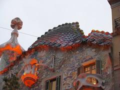 Barcelona 14-12-09 (jessicaabrahams) Tags: barcelona spain casabattlo casabatll