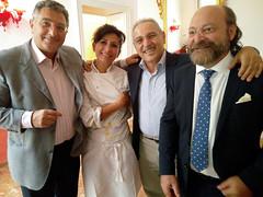 La Marchesa & d'Arapr (Sparkling Wines of Puglia) Tags: party battesimo palazzodarapr luciaschiavone girolamodamico louisrapini prioreulrico
