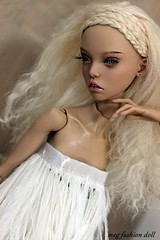 My wig for Popovy Doll (meg fashion doll) Tags: my new wig for popovy soon available etsy shop