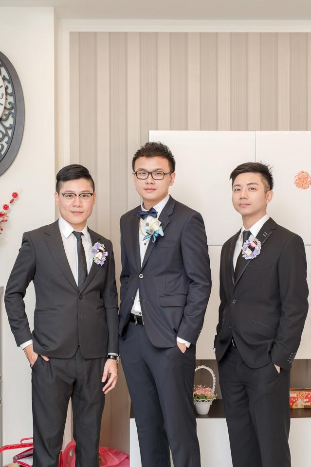 台南婚攝 情定婚宴城堡永康館 婚禮紀錄 C & V 024