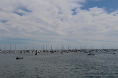 Provincetown Harbor (robincagey) Tags: provincetown cape cod massachusetts new england boat boats sailboats harbor fishing