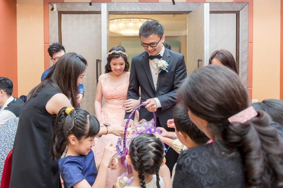 台南婚攝 情定婚宴城堡永康館 婚禮紀錄 C & V 146