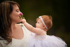 Love (todhare) Tags: mother motherhood mom daughter girl infant love beauty beautiful model family light color nikon d5 105mm f14 portrait