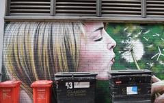 Wind Power - Rogue One and Art Pistol (graham19492000) Tags: citycentremuraltrail glasgow streetart windpower rogueone artpistol