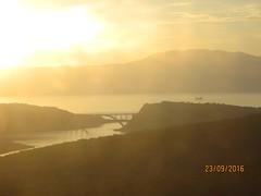 Sunset (bozhin.karaivanov) Tags: tourismus turismo  hrvatska turism  location camera puente   brcke  krk  croatia canonpowershota1400 bridge sunset tourism