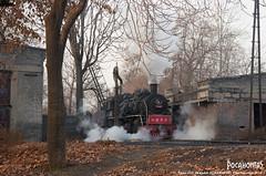 2013/1/1 SY1141  Yuxia (Pocahontas®) Tags: railroad film train kodak engine rail railway steam 400 locomotive ultramax 135film