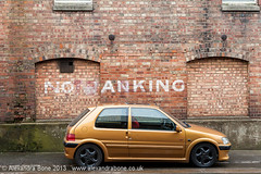No... erm... (Alexandra Bone Photography) Tags: photographer no parking great norfolk 206 alexandra norwich bone yarmouth peugeot alexandrabonephotography wwwalexandrabonecouk