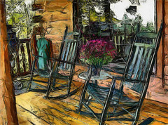 Country Rocking Chairs (Bob Smerecki) Tags: auto art love colors vegetables smart collage digital pencil watercolor book photo chalk artwork soft dynamic bright god drawing embroidery vibrant father jesus fine bob smudge felt lord klimt canvas textures tip virtual monet sunflowers silkscreen pastels painter bible wax illustrator editor gouache benson camille heavenly starry oilpainting sargent rendering airbrush cezanne tempera paintbrushes realism gmx detroitmichigan pointillism aquarell cubism colorpencils impasto pallete fauvist painter5 smackman snapnpiks smerecki portraitlist photopainter21 gothicoils